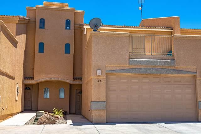 3470 Kearsage Dr A106, Lake Havasu City, AZ 86406 (MLS #1011467) :: Coldwell Banker