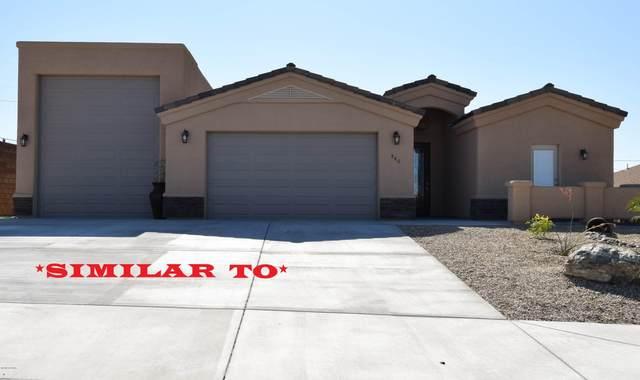 3255 Silver Saddle Dr, Lake Havasu City, AZ 86406 (MLS #1011525) :: Coldwell Banker