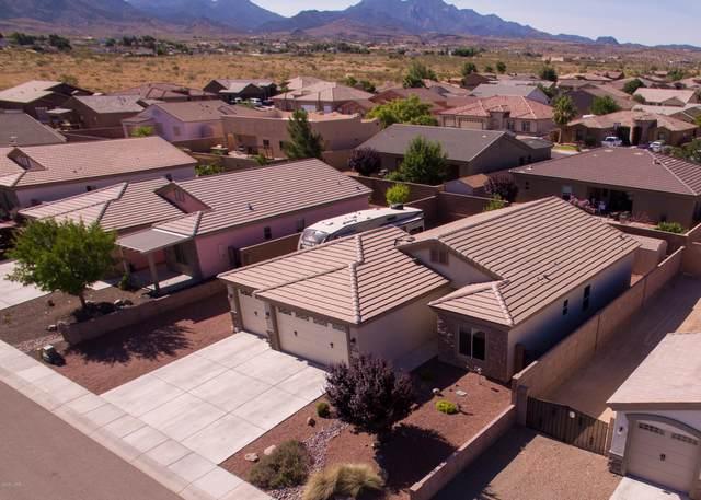 3342 Silver Hill Rd, Kingman, AZ 86401 (MLS #1011589) :: Coldwell Banker