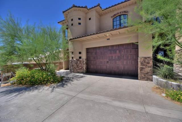 8550 River View Villas Dr #1, Parker, AZ 85344 (MLS #1011683) :: The Lander Team