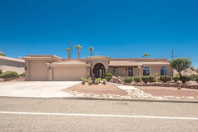 3550 N Kiowa Blvd, Lake Havasu City, AZ 86404 (MLS #1011743) :: Coldwell Banker