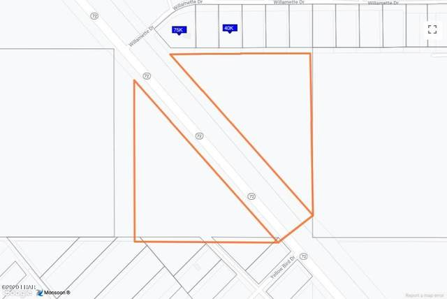 25928 Highway 72, Bouse, AZ 85325 (MLS #1011820) :: Coldwell Banker