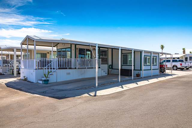 555 Beachcomber Blvd #222, Lake Havasu City, AZ 86403 (MLS #1011872) :: The Lander Team