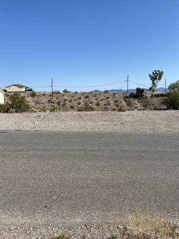 3610 Washita Dr, Lake Havasu City, AZ 86404 (MLS #1011873) :: The Lander Team