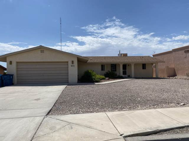 625 Thunderbolt Ave, Lake Havasu City, AZ 86406 (MLS #1011886) :: Lake Havasu City Properties