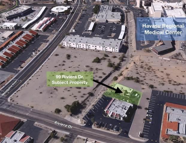 99 Riviera Dr, Lake Havasu City, AZ 86403 (MLS #1011888) :: Lake Havasu City Properties