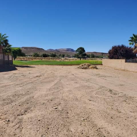 Unk Country Club Dr, Kingman, AZ 86401 (MLS #1011894) :: The Lander Team
