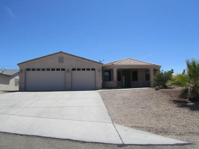 3533 Navajo Ln, Lake Havasu City, AZ 86404 (MLS #1011898) :: The Lander Team