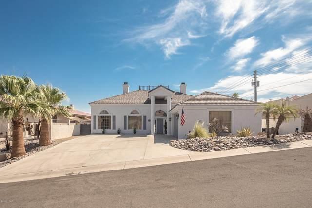 3245 Miraleste Ave, Parker, AZ 85344 (MLS #1011900) :: The Lander Team