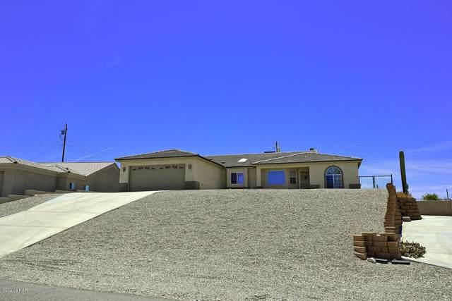 3586 Stanford Dr, Lake Havasu City, AZ 86406 (MLS #1011908) :: The Lander Team