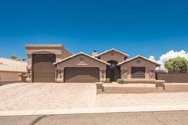2451 Jacob Row, Lake Havasu City, AZ 86404 (MLS #1012093) :: Realty One Group, Mountain Desert