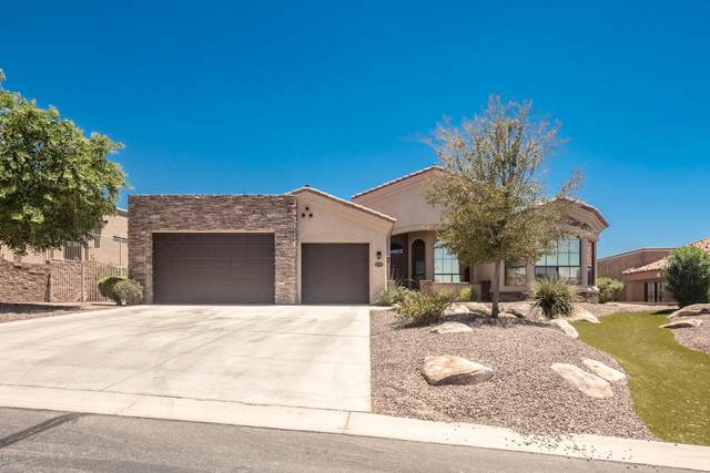 3424 N Latrobe Dr, Lake Havasu City, AZ 86404 (MLS #1012154) :: Coldwell Banker