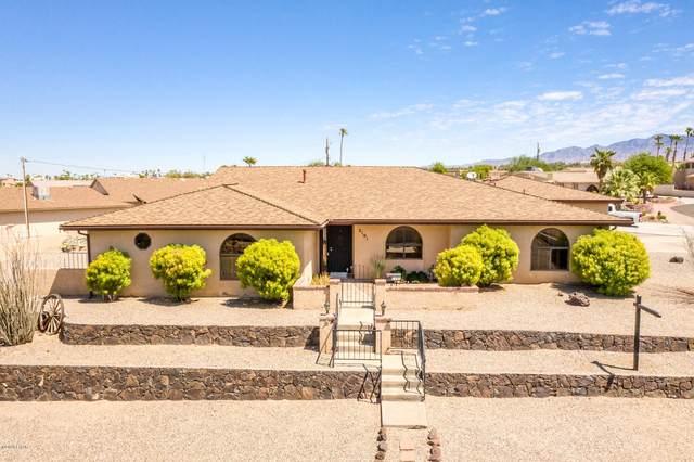 2191 Donner Dr, Lake Havasu City, AZ 86406 (MLS #1012205) :: Lake Havasu City Properties