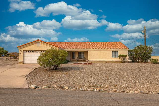 365 Brewer Way, Lake Havasu City, AZ 86404 (MLS #1012210) :: The Lander Team