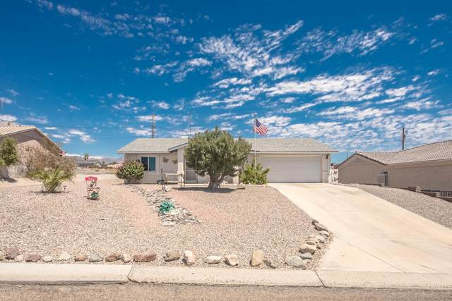 1410 Tanqueray Dr, Lake Havasu City, AZ 86404 (MLS #1012214) :: The Lander Team