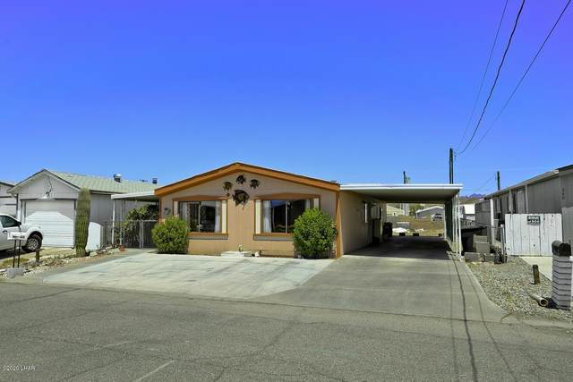 338 N Moonlight Dr, Parker, AZ 85344 (MLS #1012246) :: The Lander Team