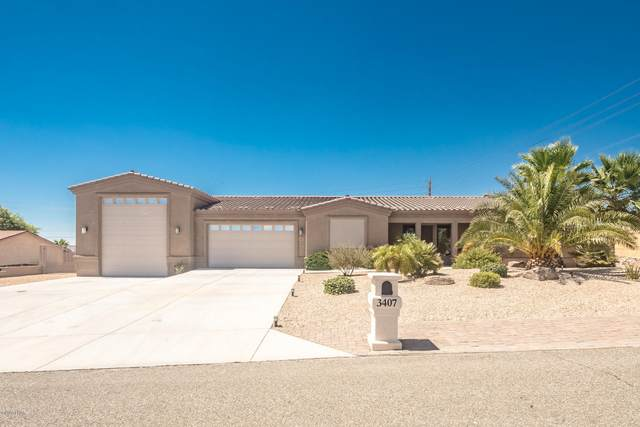 3407 Desert Dr, Lake Havasu City, AZ 86404 (MLS #1012279) :: Realty One Group, Mountain Desert