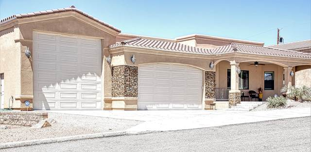 2815 Papeete Dr, Lake Havasu City, AZ 86404 (MLS #1012294) :: Coldwell Banker