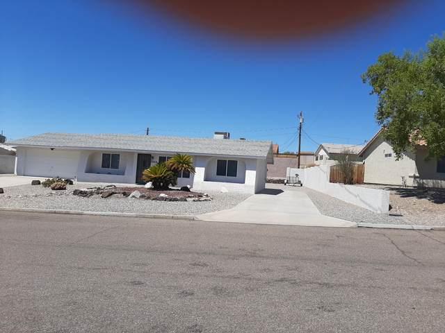 3069 Tom Tom Dr, Lake Havasu City, AZ 86406 (MLS #1012304) :: Realty One Group, Mountain Desert