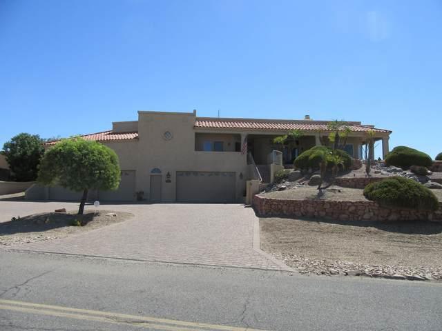 210 Cypress Dr, Lake Havasu City, AZ 86403 (MLS #1012308) :: The Lander Team