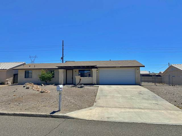 3040 Palo Verde Blvd N, Lake Havasu City, AZ 86404 (MLS #1012318) :: Realty One Group, Mountain Desert