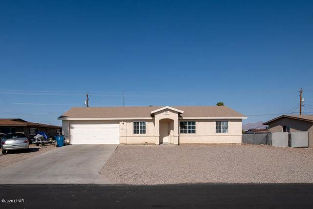 623 Roamer Ln, Lake Havasu City, AZ 86403 (MLS #1012321) :: Coldwell Banker