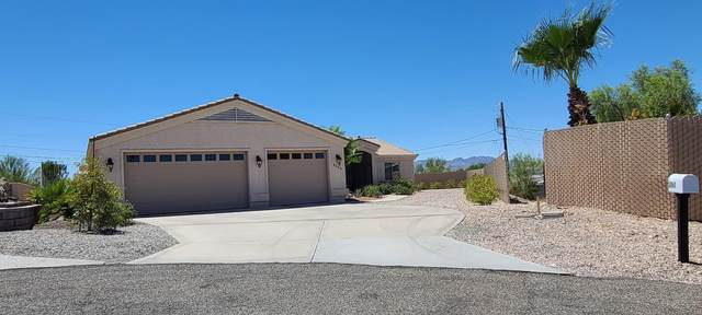 3060 Silversmith Bay Bay, Lake Havasu City, AZ 86406 (MLS #1012325) :: Realty One Group, Mountain Desert