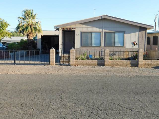 31902 Riverview Dr, Parker, AZ 85344 (MLS #1012330) :: Realty One Group, Mountain Desert