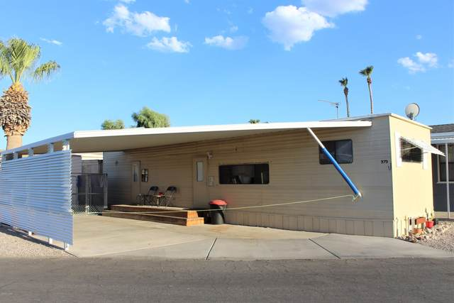 601 Beachcomber #373, Lake Havasu City, AZ 86403 (MLS #1012337) :: Realty One Group, Mountain Desert