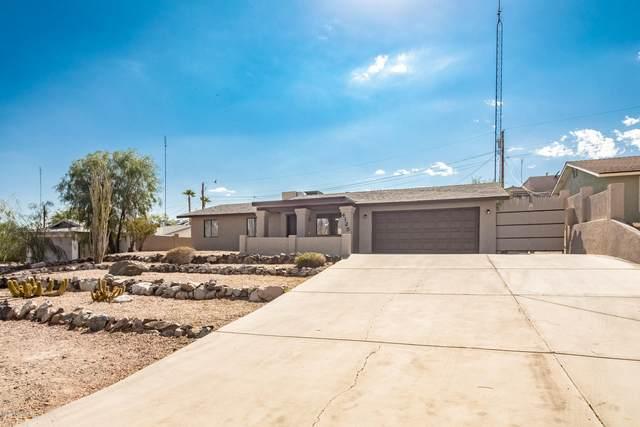 4125 Highlander Ave, Lake Havasu City, AZ 86406 (MLS #1012349) :: Coldwell Banker