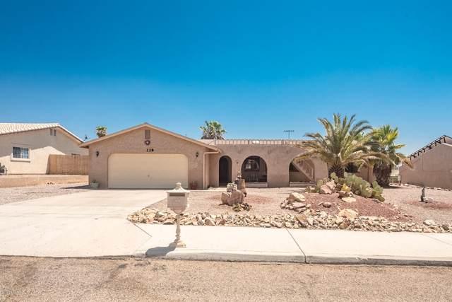 228 Mulberry Ave, Lake Havasu City, AZ 86403 (MLS #1012357) :: Lake Havasu City Properties