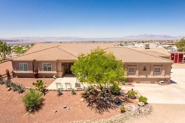 4009 Blue Canyon Rd, Lake Havasu City, AZ 86406 (MLS #1012360) :: Lake Havasu City Properties
