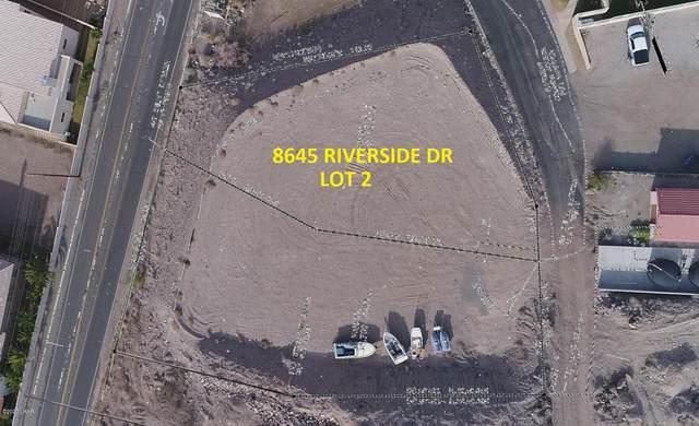 8645 Riverside Dr, Parker, AZ 85344 (MLS #1012368) :: Coldwell Banker