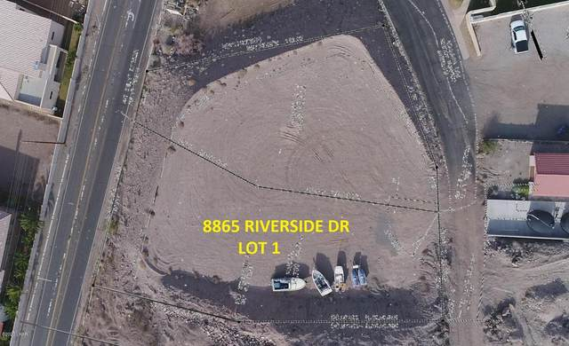 8665 Riverside Dr, Parker, AZ 85344 (MLS #1012369) :: Coldwell Banker