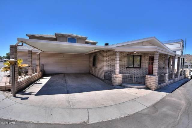 33812 Marina Way, Parker, AZ 85344 (MLS #1012388) :: Coldwell Banker