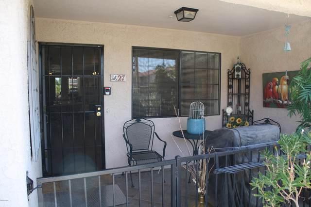 2095 Mesquite #27, Lake Havasu City, AZ 86403 (MLS #1012413) :: Coldwell Banker
