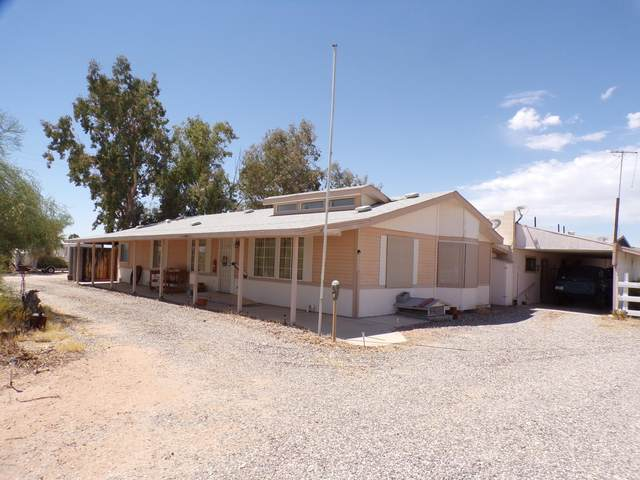 25415 Horseshoe Ln, Bouse, AZ 85325 (MLS #1012540) :: Realty One Group, Mountain Desert