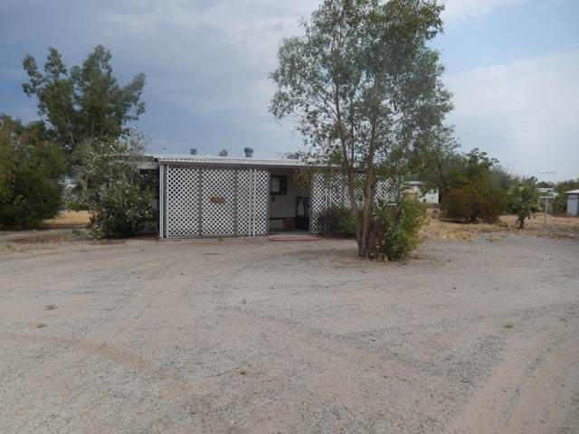 66665 64th Dr, Salome, AZ 85348 (MLS #1012550) :: Coldwell Banker