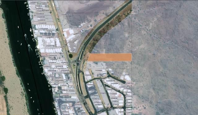 3217 N Highway 95, Parker, AZ 85344 (MLS #1012701) :: Coldwell Banker