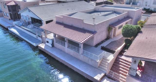 8987 Lakeview Dr, Parker, AZ 85344 (MLS #1012751) :: Coldwell Banker