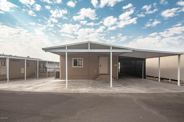 555 Beachcomber Blvd D-22, Lake Havasu City, AZ 86403 (MLS #1012838) :: Coldwell Banker