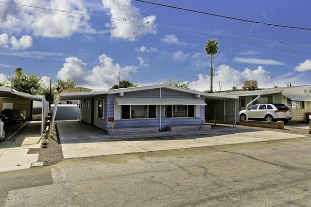 235 E Riverfront Dr, Parker, AZ 85344 (MLS #1012885) :: Realty One Group, Mountain Desert