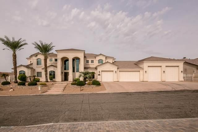 2115 Eagle Dr, Lake Havasu City, AZ 86406 (MLS #1012909) :: Coldwell Banker