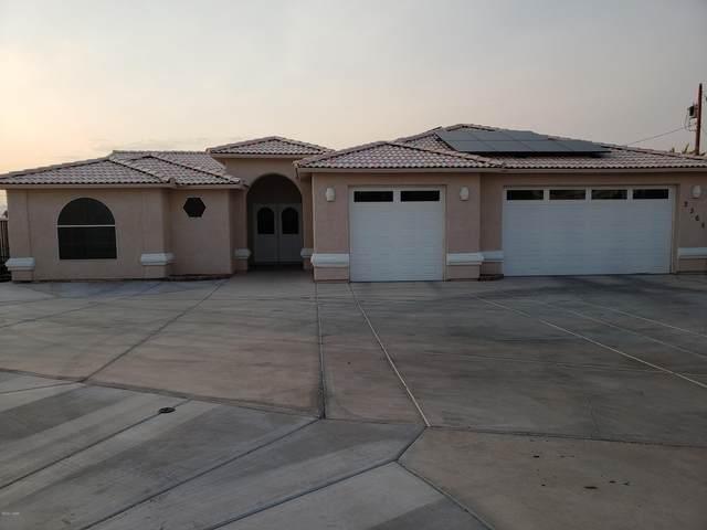 2365 Angler Dr, Lake Havasu City, AZ 86404 (MLS #1012917) :: Coldwell Banker