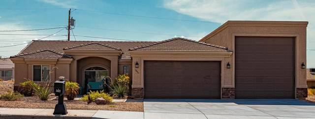 3412 Oro Grande Blvd, Lake Havasu City, AZ 86406 (MLS #1012952) :: Coldwell Banker