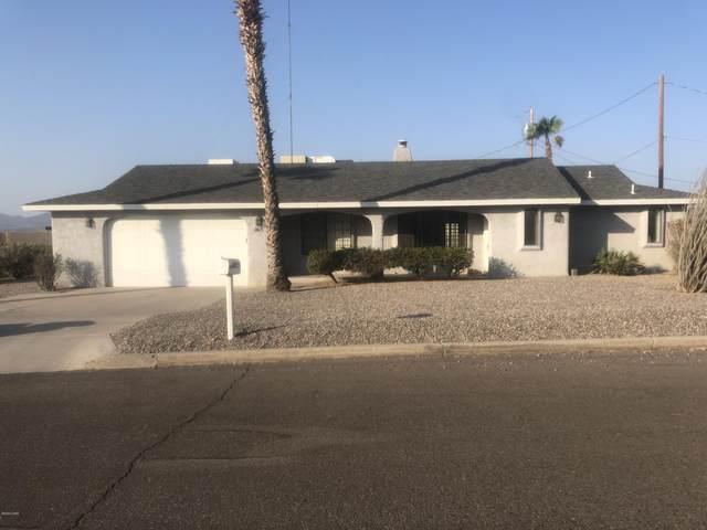 1413 Mohican Dr, Lake Havasu City, AZ 86406 (MLS #1012965) :: Coldwell Banker