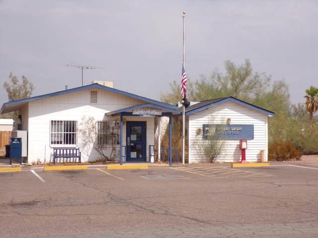 27665 Santa Fe Ave, Bouse, AZ 85325 (MLS #1012968) :: The Lander Team