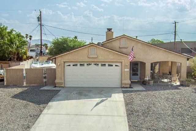 110 Lakemaster Ln, Lake Havasu City, AZ 86403 (MLS #1012974) :: Coldwell Banker