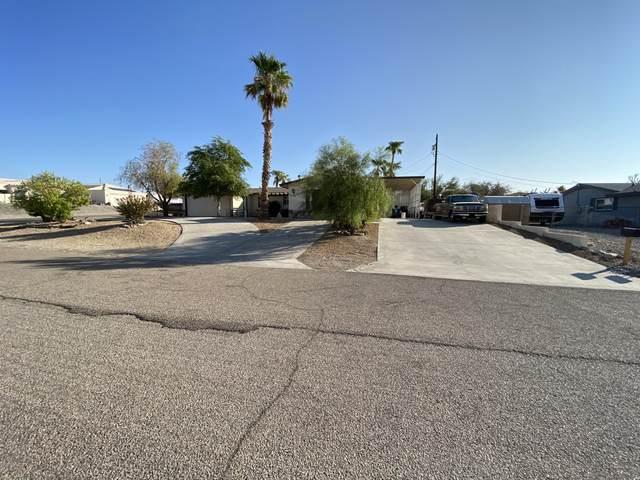 2430 Tovar Ln, Lake Havasu City, AZ 86403 (MLS #1012994) :: Coldwell Banker
