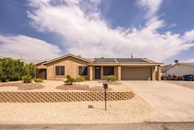 446 Sedona Dr, Lake Havasu City, AZ 86403 (MLS #1013005) :: Coldwell Banker